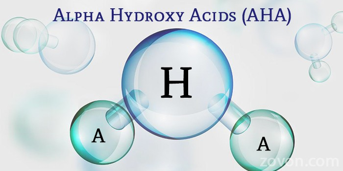 Alpha Hydroxy Acids AHA