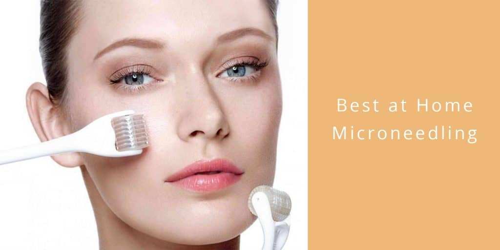 best microneedling home