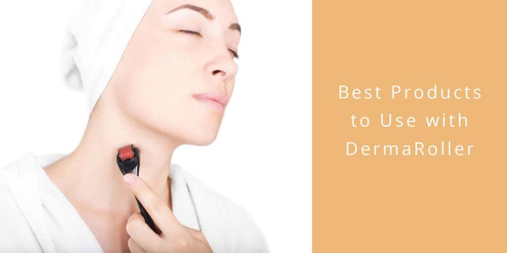 best products use dermaroller