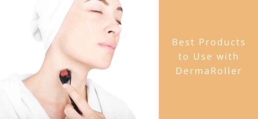 Best Products to Use with DermaRoller