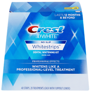 crest 3d white strips