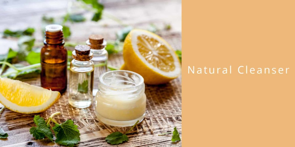 your natural cleanser