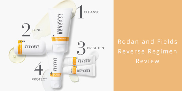 Rodan and Fields Reverse Reviews