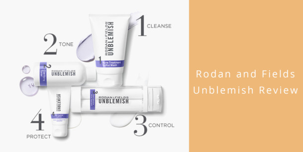Rodan and Fields Unblemish Buyers Guide