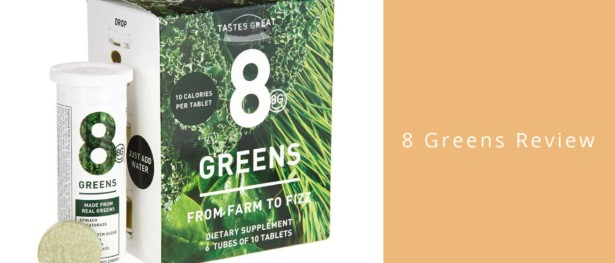 8Greens Tablet Reviews