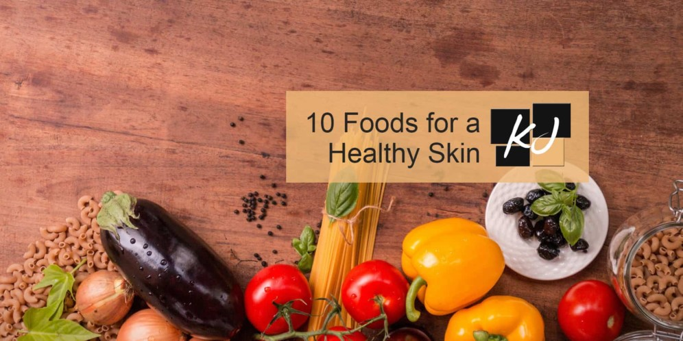 10 Foods for a Healthy Skin