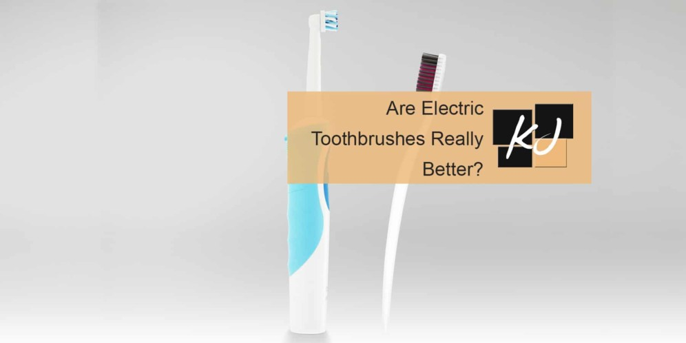 Are Electric Toothbrushes Really Better?