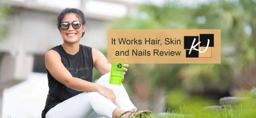 Hair Skin and Nails It Works Reviews