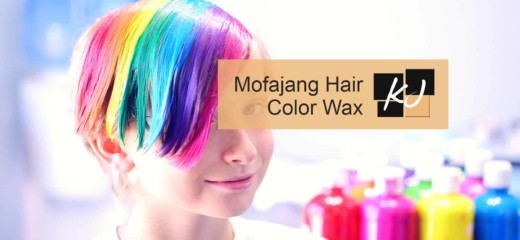 Mofajang Hair Color Wax Review