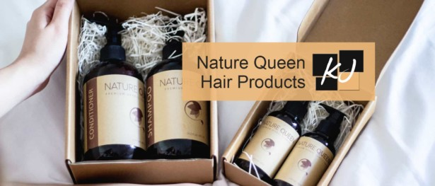 Nature Queen Hair Products Review