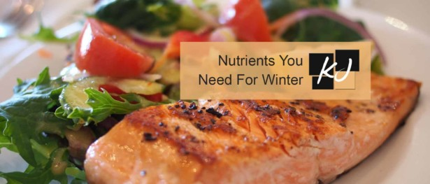 Nutrients You Need For Winter