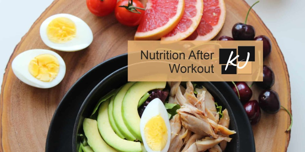 Nutrition After Workout: The Best Food After Training