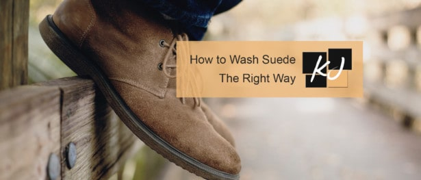How to Wash Suede: A Very Delicate Fabric